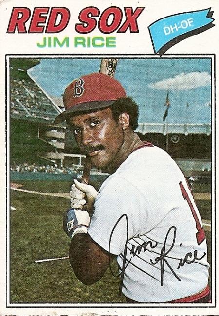 Jim Rice 77