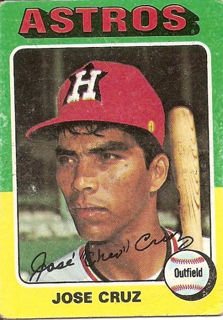 Jose Cruz 75