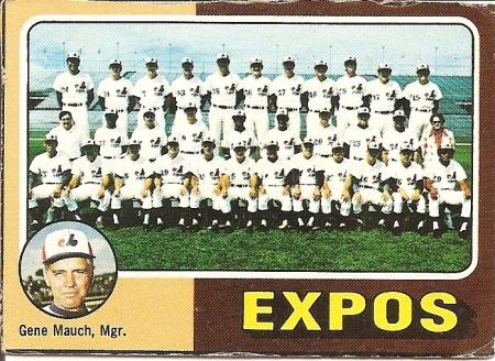 Gene Mauch 75