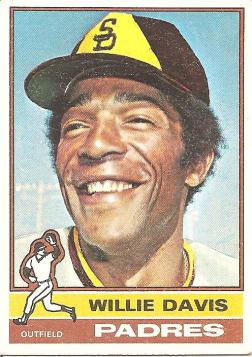 Willie Davis 76