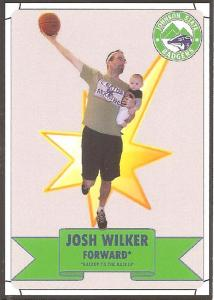 basketball card front