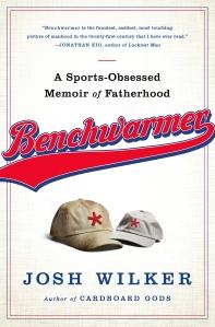 Benchwarmer cover final