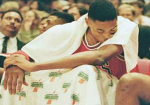 pippen bench