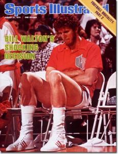 Walton benched