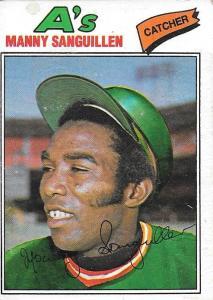 Manny Sanguillen 77